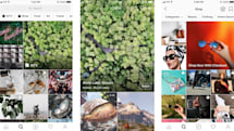 Instagram's revamped Explore section includes Stories