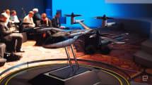 空飛ぶクルマ「S-A1」のコンセプトモデルが公開。ヒュンダイとUberが共同開発中