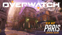 'Overwatch' heads to Paris in latest map