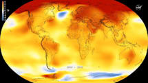 2018 was the fourth-hottest year on record