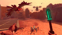 Fight for your world and your heritage in 'Falcon Age'