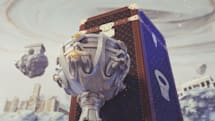 Louis Vuitton is making a case for a major 'League of Legends' trophy
