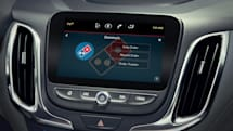 You can soon order Domino's pizza from your car's touchscreen