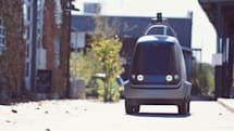 California allows 'light-duty' self-driving delivery vehicles