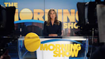 Jennifer Aniston lands Apple TV+ a SAG award for 'The Morning Show'