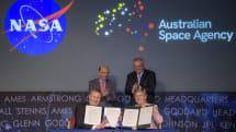 Australia will help NASA go to the Moon and Mars