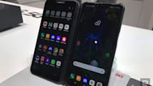 The LG V50's Dual Screen is a half-step towards a foldable phone