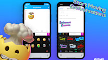 Giphy adds animated emoji and text to its apps