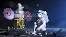 NASA demos spacesuits for its Moon and Mars missions