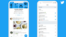 Twitter now lets everyone on iOS pin lists to their Home timeline
