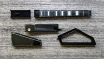 Jammy's digital guitar is a futuristic idea let down by today's tech