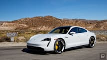 EPA estimates Porsche Taycan Turbo S range at just 192 miles