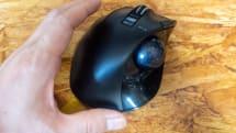 右利きなのにあえて左手用トラックボール「M-XT4DRBK」を買ったワケ:旅人目線のデジタルレポ 中山智