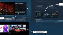 Steam recommendation engine no longer favors popular titles