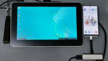Galaxy Noteとも相性バッチリ 「Wacom One」を『サブディスプレイ的に』使ってみた