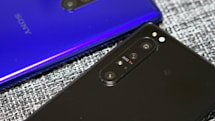 「Xperia 1 II」と初代Xperia 1を外観比較。イヤホンジャック復活で少し角張り