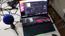 モンスターマシンZenBook Pro DuoでYouTubeの生配信にトライ:旅人目線のデジタルレポ 中山智