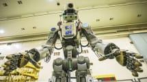 ロシア製ロボット「Skybot F-859 ヒョードル」遂に国際宇宙ステーションに向けて出発か(世永玲生)