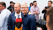 Tim Cook: WSJ report on Jony Ive is 'absurd'