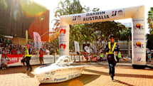 Solar car race kicks off 30th anniversary with a fresh challenge