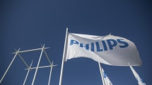 Philips tests LiFi in a real office