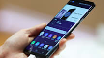 Samsung's Galaxy S10 may include an in-display fingerprint reader