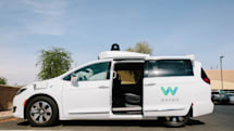 Waymo may launch its self-driving car service in early December
