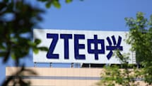 US says ZTE can resume limited business while sanctions are debated
