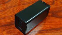 最大65WのType-C+Aマルチポート充電器「Baseus Mini Quick Charger」を試す:旅人目線のデジタルレポ 中山智