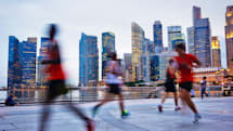 Fitbit will play a key role in Singapore's public health program
