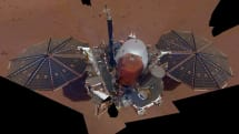 NASA is giving us daily weather reports from Mars