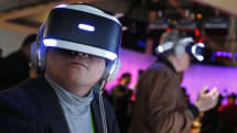 Sony envisions 'clothes' with haptic feedback for PSVR