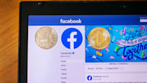 Facebook is already awash with fraudulent ads about its own cryptocurrency