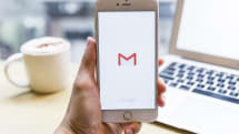 Gmail for iOS will let you attach items from the Files app