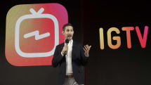 Instagram removes the IGTV button you weren't using