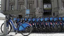 Lyft will 'more than triple' Citi Bike's size in $100 million deal