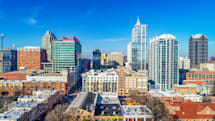 North Carolina explores Hyperloop One system to connect the Triangle