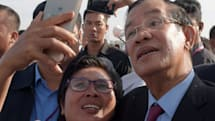 Exile sues Facebook in hunt for Cambodian leader's paid 'likes'