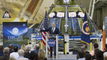 Trump administration proposes another $1.6 billion for Moon efforts