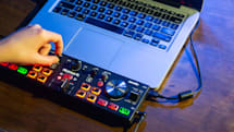 Numark's DJ2GO2 Touch is made for aspiring DJs