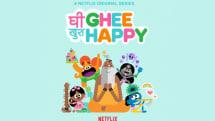 Netflix greenlights Pixar veteran's animated series 'Ghee Happy'