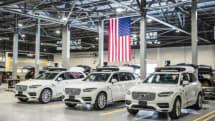 Uberが本社のあるカリフォルニア州での自動運転車テストを再開