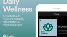 Spotifyがリラックスできる曲のプレイリストを配信する「Daily Wellness」をスタート