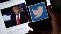 「要確認」ツイート扱いされたトランプ陣営、認定に関わったとされるTwitter従業員を非難