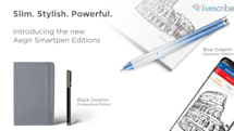 Livescribe is giving the smartpen another shot