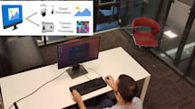 Researchers can 'steal' data by tracking a PC monitor's brightness