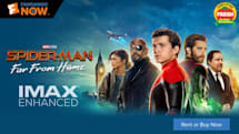 FandangoNow streams IMAX Enhanced 'Spider-Man' on Sony 4K TVs