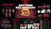 KFC slips ads into Spotify Premium through artist profiles