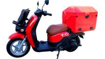 郵便配達もEVバイクに、日本郵便がホンダから2000台導入へ