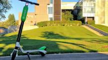 KDDIが電動キックボードシェアの「Lime」に出資。福岡で実証実験へ